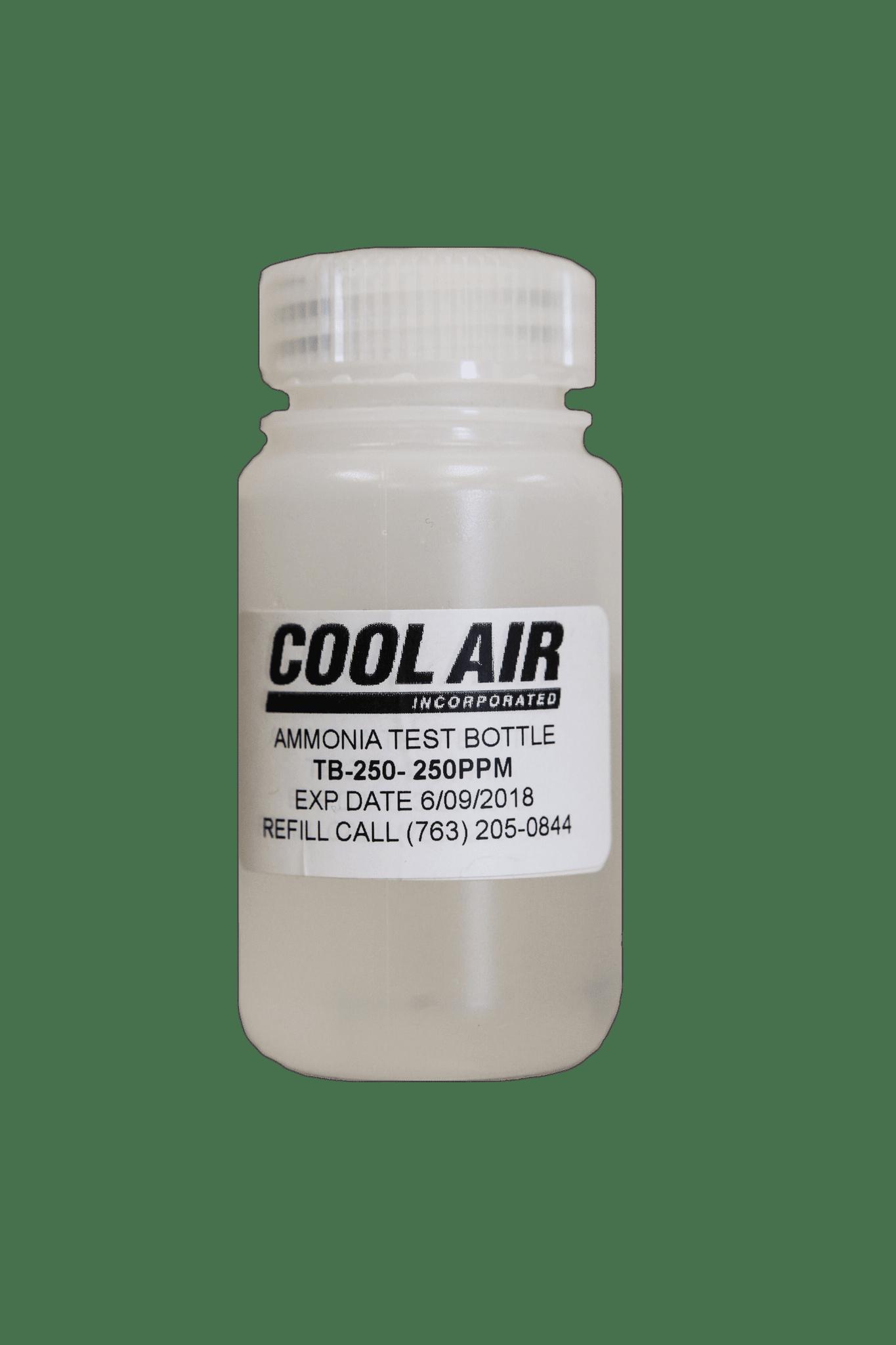 Ammonia Test Bottle