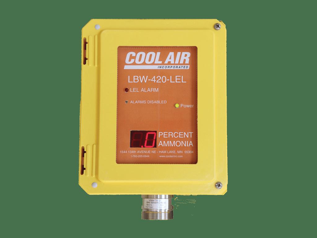 LBW-420-LEL Ammonia Leak Detector